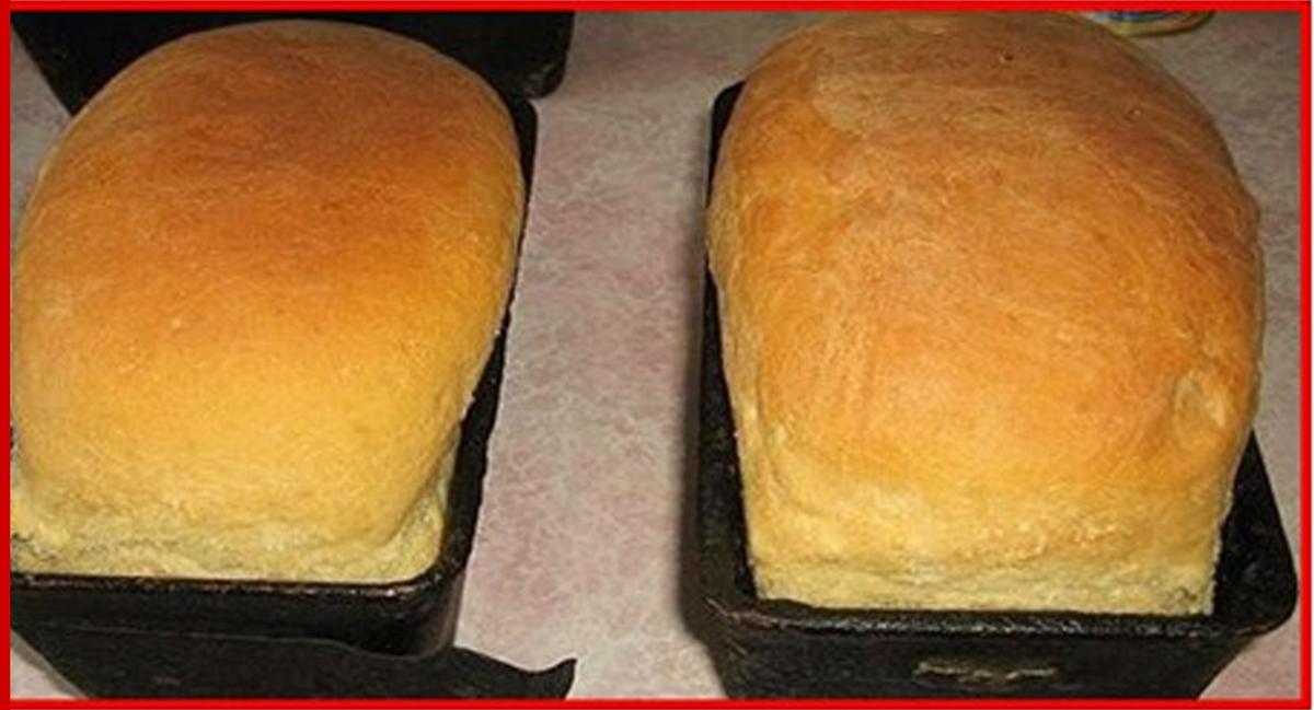 Как испечь хлеб в домашних условиях легкий 133