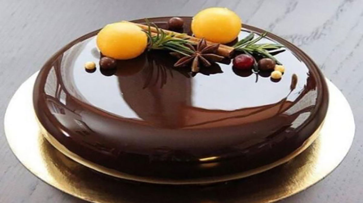 Glazură Oglindă De Ciocolată Veți Fi Uimiți și încântați La Maxim